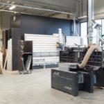 Tischlerei Dennis Lewandowski: Abricht-Dickenhobelmaschine von Format4