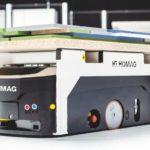 In Horb präsentiert Homag die »Transbot«-Einstiegslösung »Advanced« Foto: Homag AG