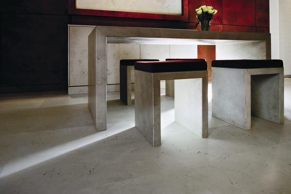imi beton neue perspektiven fa 1 4 r die raumgestaltung der betonimitatfuaboden pure von arbeitsplatte kuche