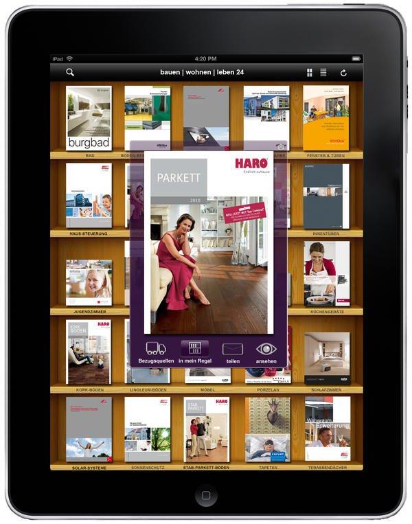 katalog portal app f r bau und einrichtungsprospekte dds das magazin f r m bel und ausbau. Black Bedroom Furniture Sets. Home Design Ideas