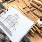 Bauzeichnungen des deutschen Architekten Wolfgang Korn waren die Grundlage der aktuellen, computergenerierten Pläne Foto: Erol Gurian