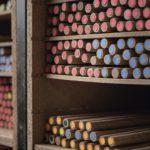 Farbcodierung-Möbelbau-Schreinerei-Houtlander-Südafrika