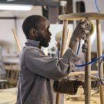 Schleifarbeiten-Möbelbau-Houtlander-Südafrika