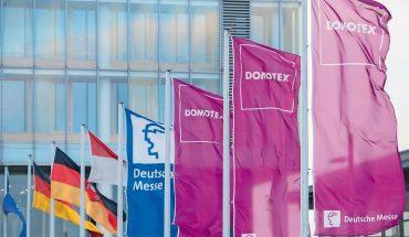 DOMOTEX_2018_-_Weltleitmesse_für_Teppiche_und_Bodenbeläge_(12._-_15._Januar)