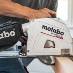 Erweitertes Anwendungsspektrum durch 66 mm Schnitttiefe Foto: Metabowerke GmbH