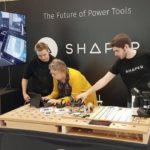 Shaper Origin - Messepräsentation, Foto: dds/Konradin Medien GmbH