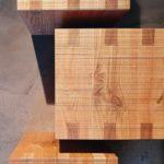 Möbelbau auf Mallorca: Zinken, Verleimen – und erst danach kommt die Oberflächenausarbeitung Foto: Tina Winterhager
