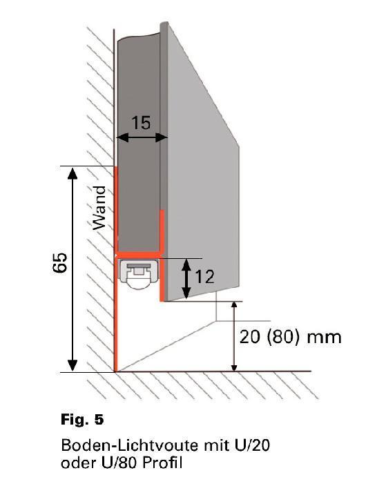 led licht aus der wand. Black Bedroom Furniture Sets. Home Design Ideas