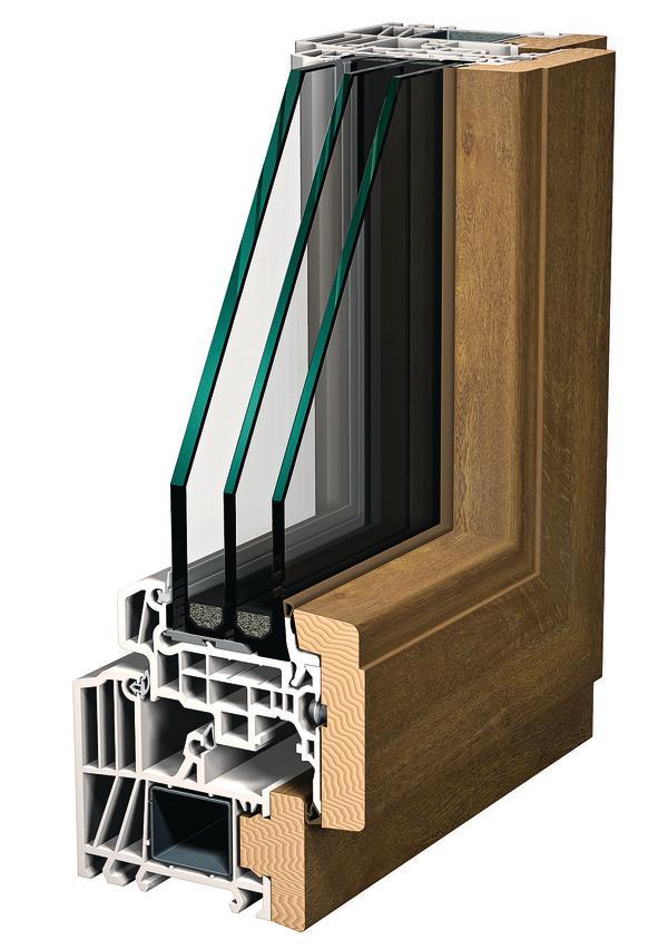holz alu und kunststoff kombiniert dds das magazin f r m bel und ausbau. Black Bedroom Furniture Sets. Home Design Ideas