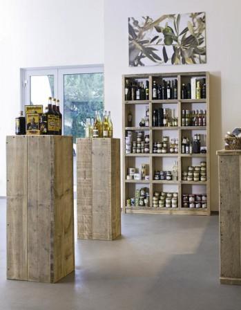 Gerüstbohlen- Design. - dds – Das Magazin für Möbel und Ausbau