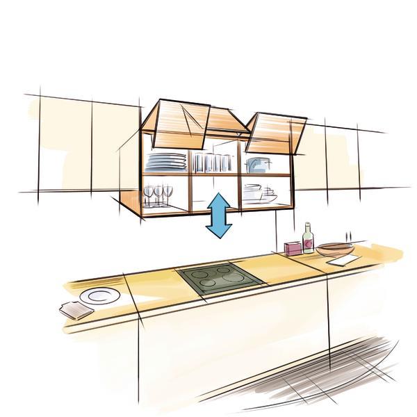 k che in bewegung dds das magazin f r m bel und ausbau. Black Bedroom Furniture Sets. Home Design Ideas
