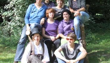 Berlin 6.6.2010 - Ein musikalisches Treffen für die Opfer in Gaza mit ...