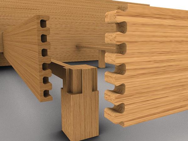 Holzverbindungen  Holzverbindungen Archive - dds – Das Magazin für Möbel und Ausbau