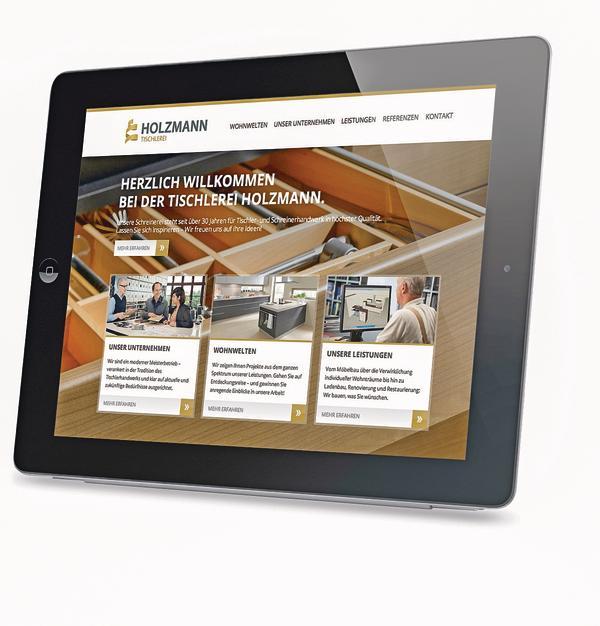 Homepage Lösung Für Tischler Dds Das Magazin Für Möbel Und Ausbau
