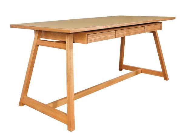 Tischbock Höhenverstellbar laufsteg für sieger dds das magazin für möbel und ausbau