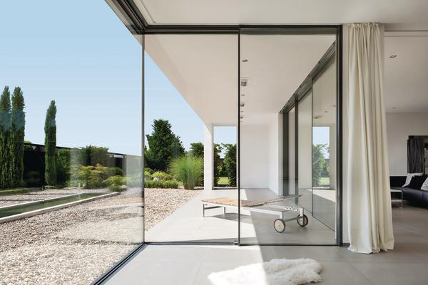Luxus aus Glas und Alu. - dds – Das Magazin für Möbel und Ausbau