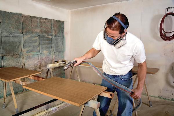 Möbel Lackieren fehlerfrei lackieren dds das magazin für möbel und ausbau