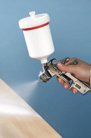fehlerfrei lackieren wasserlacke richtig angewendet. Black Bedroom Furniture Sets. Home Design Ideas