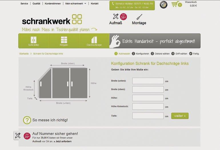 online verkaufen offline fertigen dds das magazin f r m bel und ausbau. Black Bedroom Furniture Sets. Home Design Ideas