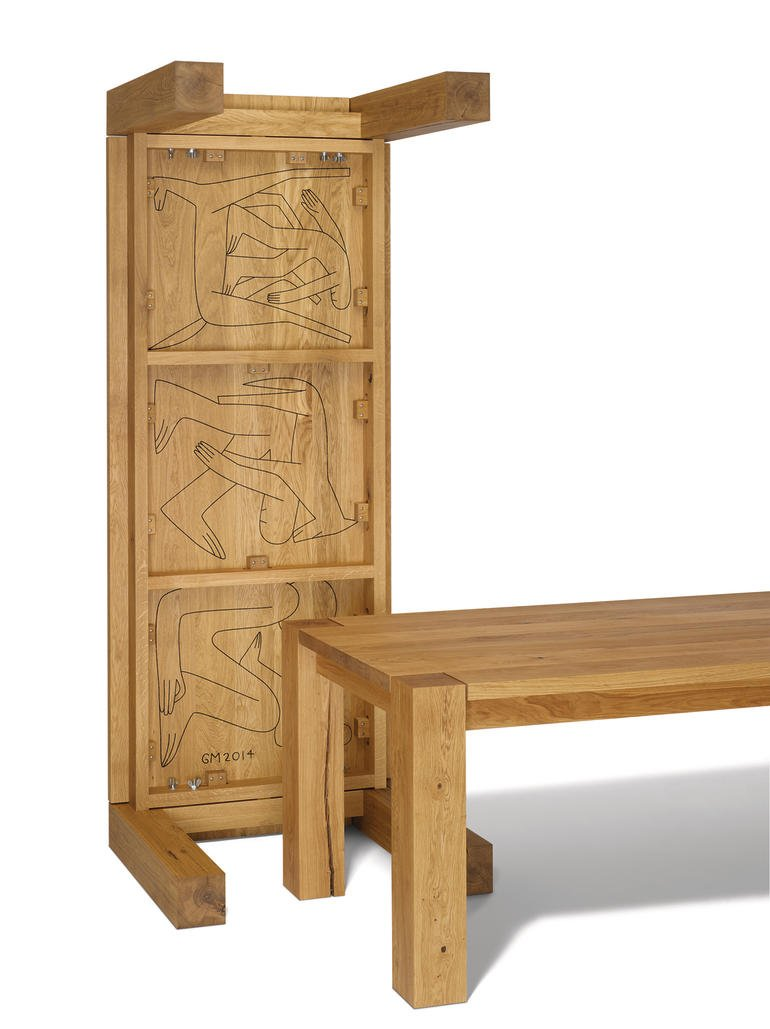 alte werte neu entdeckt dds das magazin f r m bel und ausbau. Black Bedroom Furniture Sets. Home Design Ideas
