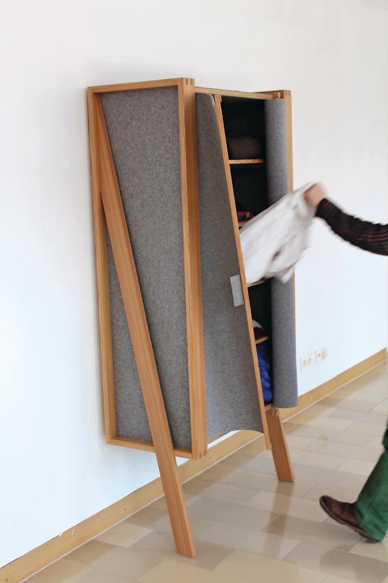 daumen hoch f r junge talente dds das magazin f r m bel und ausbau. Black Bedroom Furniture Sets. Home Design Ideas