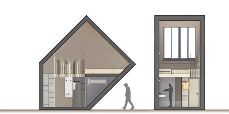 Tür vertikalschnitt  Ungewohnte Perspektive. - dds – Das Magazin für Möbel und Ausbau