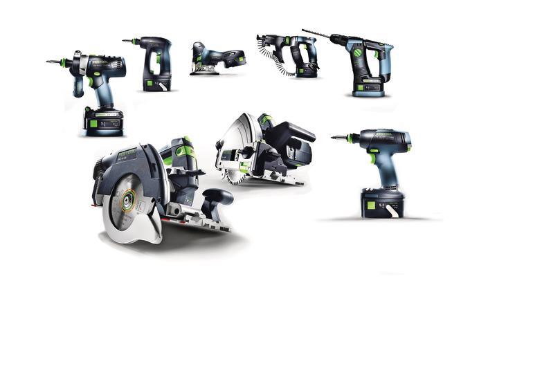 Verschiedene Hersteller, verschiedene Voltklassen - und selten ist der Akku kompatibel