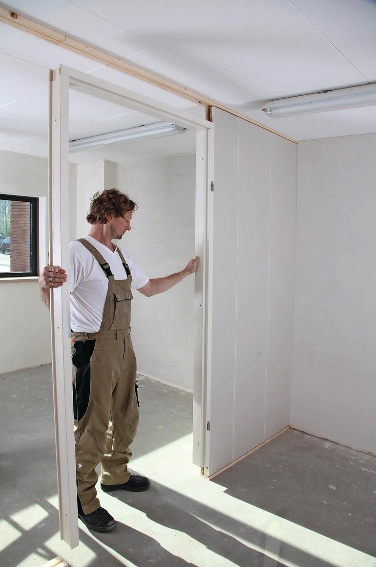 Der Wand-/Türverbund der flotten Art. - dds – Das Magazin für Möbel ...
