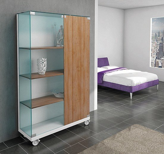 wenn holz auf glas trifft dds das magazin f r. Black Bedroom Furniture Sets. Home Design Ideas