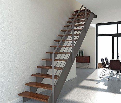 luftige wandwange stahlwangentreppe von stadler dds das magazin f r m bel und ausbau. Black Bedroom Furniture Sets. Home Design Ideas