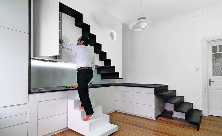 hybridm bel treppe dds das magazin f r m bel und ausbau. Black Bedroom Furniture Sets. Home Design Ideas