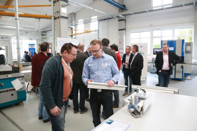 Teilnehmer loben expertentag zum kunststofffenster dds for Kunststofffenster test