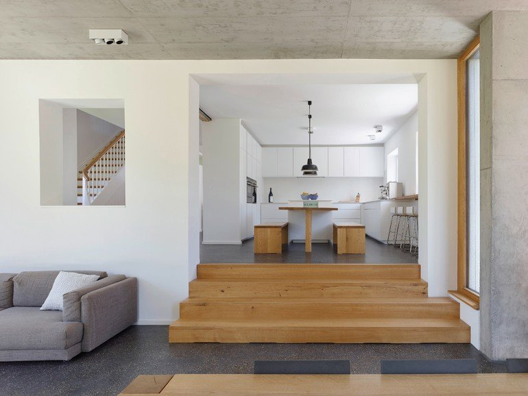 Durchbruch Im Wohnzimmer Gestalten Raum Und Möbeldesign Inspiration