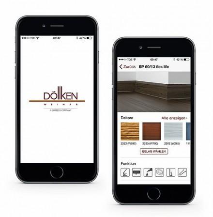 Die Leiste Zum Dekor Produktinformations App Von D Llken