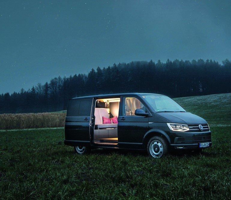 Campingbus von Nils Holger Moormann