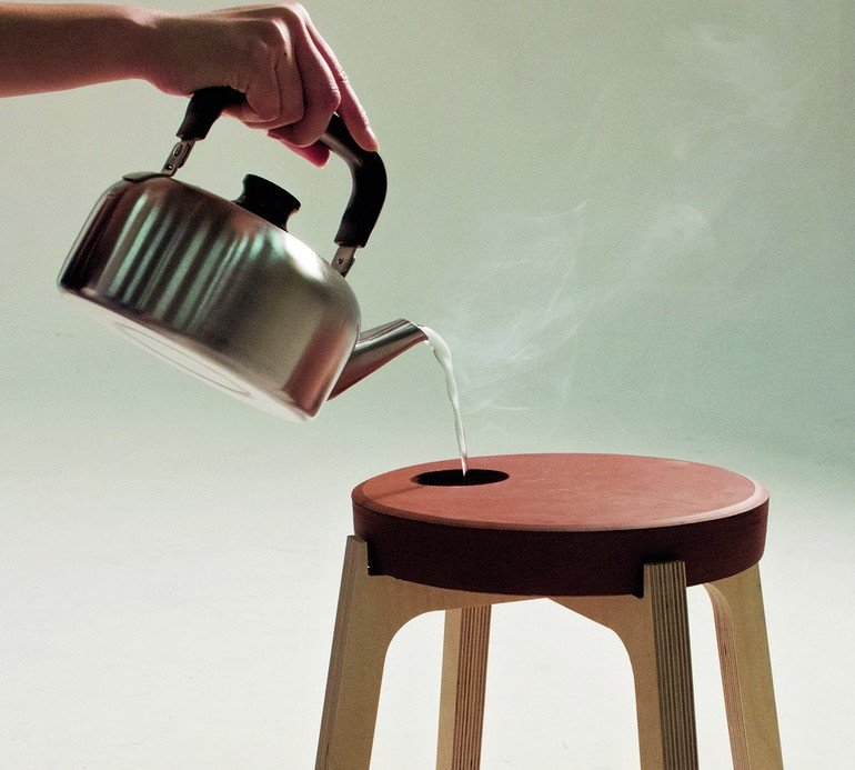 Designer beistelltisch vitsoe wiedereinfuhrung mobel ideen haus design ideen - Designer arbeitstisch tolle idee platz sparen ...