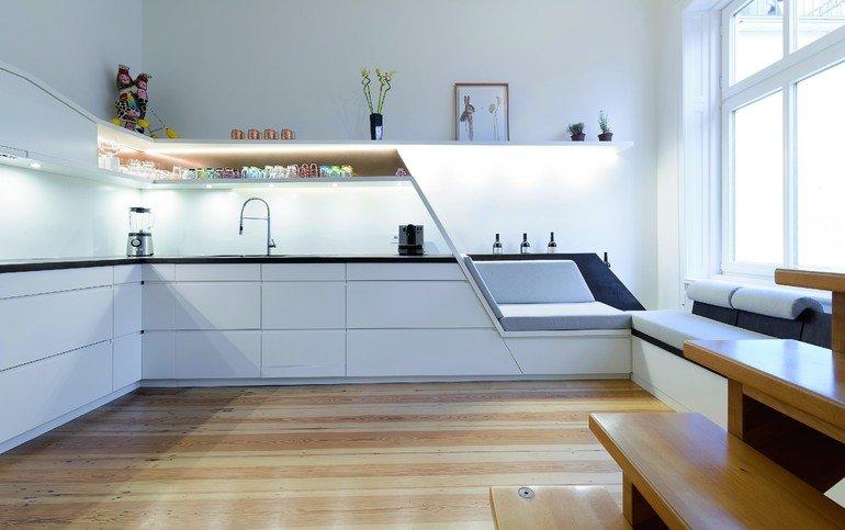 Wo man gerne is(s)t .... - dds – Das Magazin für Möbel und Ausbau
