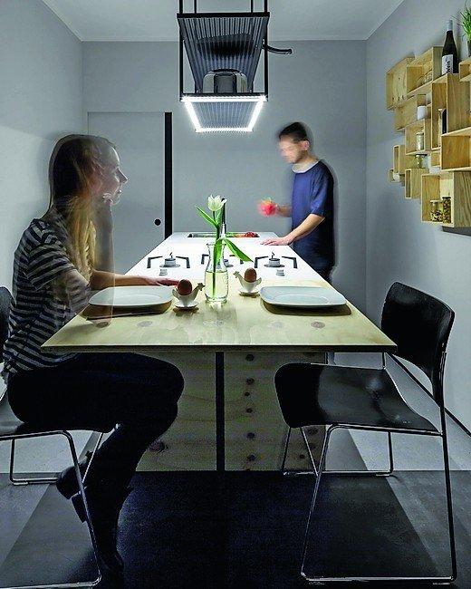 raus aus dem standard k chenentw rfe burg giebichenstein dds das magazin f r m bel und ausbau. Black Bedroom Furniture Sets. Home Design Ideas