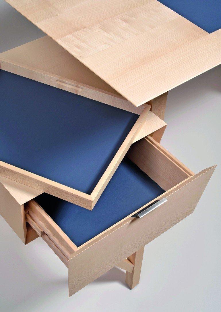 auf die spitze getrieben dds das magazin f r m bel und ausbau. Black Bedroom Furniture Sets. Home Design Ideas