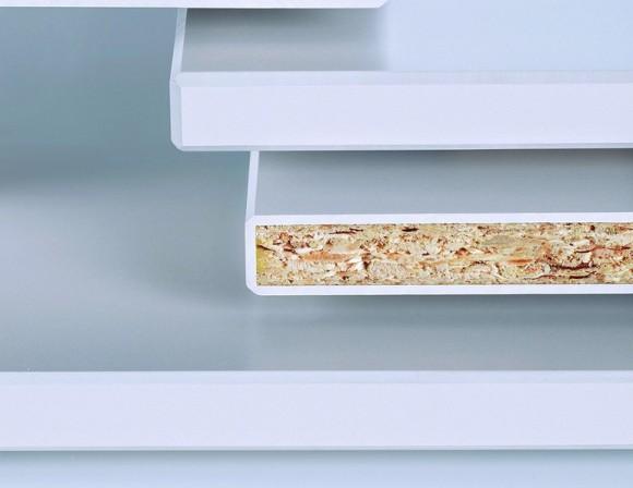 matt und unempfindlich durchgef rbter schichtstoff mit belastbarer matt oberfl che dds das. Black Bedroom Furniture Sets. Home Design Ideas
