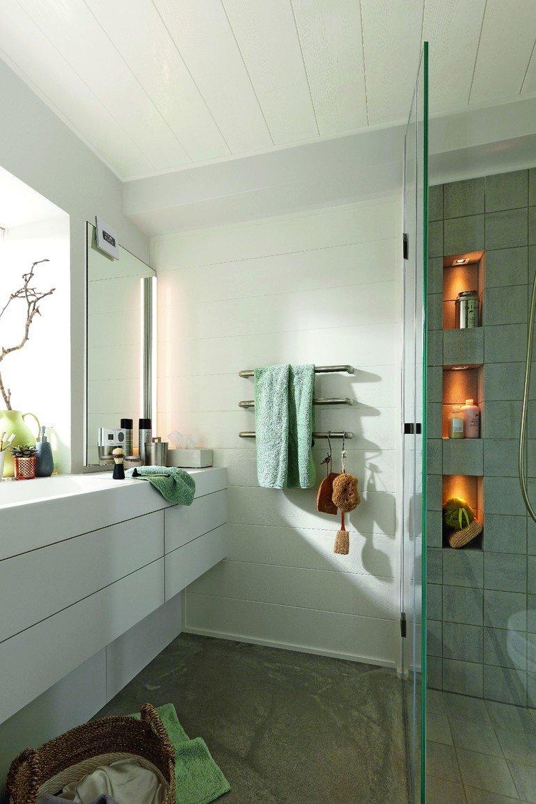 Wandpaneele in Küche und Bad. - dds – Das Magazin für Möbel ...