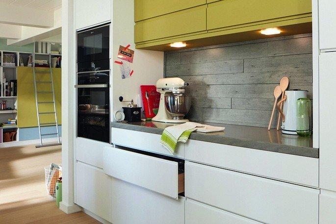 wandpaneele in k che und bad dds das magazin f r m bel und ausbau. Black Bedroom Furniture Sets. Home Design Ideas