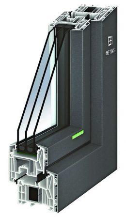 Dehnverhalten beachtet konstruktiv ausgereifte aluminium for Kunststofffenster test