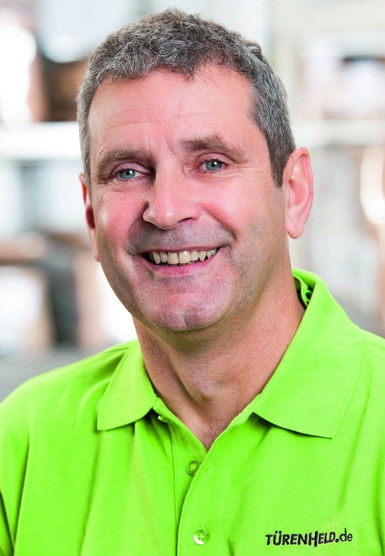 <b>Jens Schriefer</b>, Geschäftsführer der Fenster & Türen Welt GmbH in Stuhr - 40323120