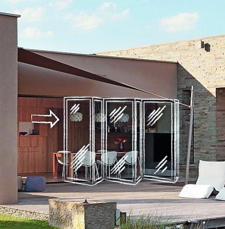 reinschauen und rausgehen solarlux stellt vollst ndig. Black Bedroom Furniture Sets. Home Design Ideas
