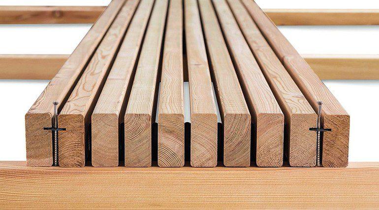 Holzterrasse Gefälle holzterrasse mit unterkonstruktion terrasse für immer