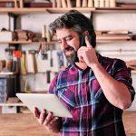 Statt Brettriss oder Plott ein Tablet in der Werkstatt: 3D-Modelle bringen Effizienz nicht nur in die Werkstatt, sondern auch ins Büro