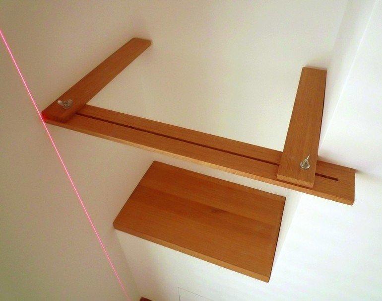 regalbretter befestigen und einpassen. Black Bedroom Furniture Sets. Home Design Ideas
