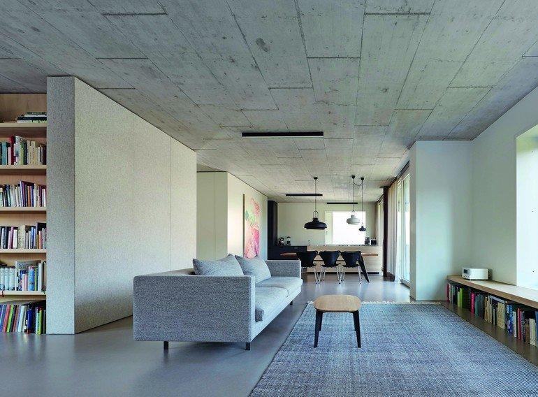 dds im detail anspruchsvoller innenausbau mit werkzeichnung. Black Bedroom Furniture Sets. Home Design Ideas