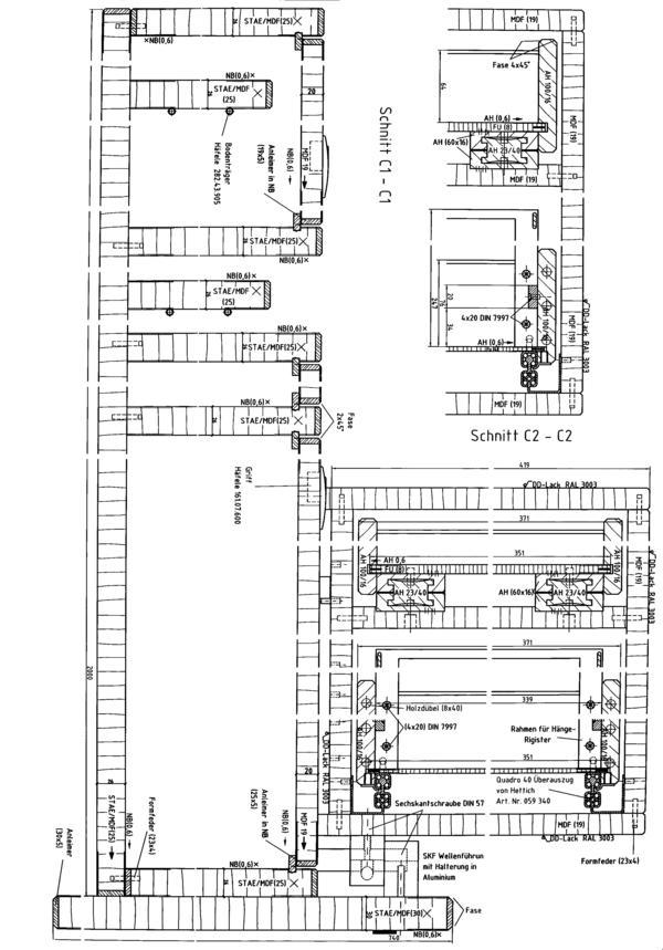 Homeoffice Dds Das Magazin F 252 R M 246 Bel Und Ausbau